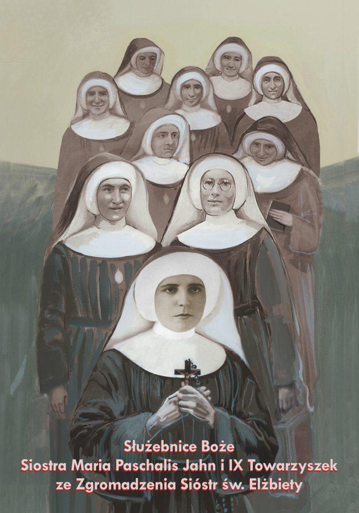 Siostra Marianna Paschalis i 9 towarzyszek ze zgromadzenia sióstr świętej Elżbiety