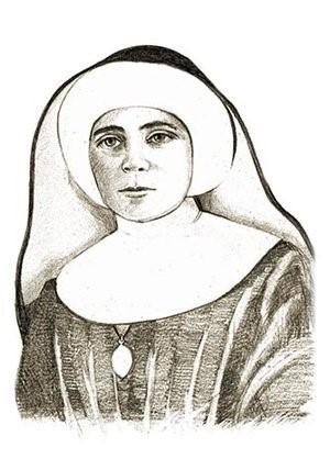 portret Siostry Paschalis Jahn