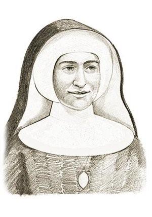 portret Siostry Edelburgis Kubitzki