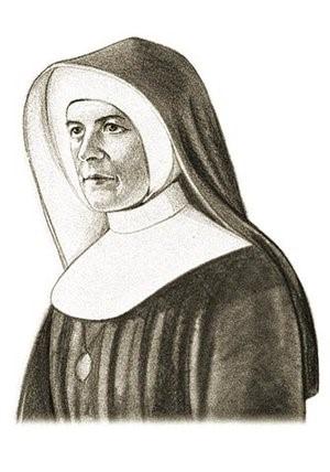 portret Siostry Adeli Schramm