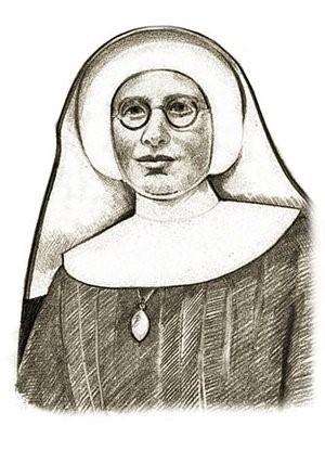 portret Siostry M. Melusji Rybka